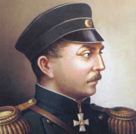 Ивана Айвазовского познакомили с адмиралом Нахимовым