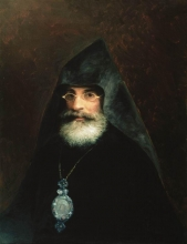 Габриэль Айвазян, 1883 год. Родной брат Ивана Айвазовского