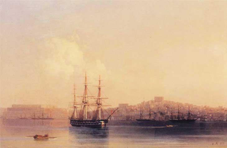 Севастополь 1852 год