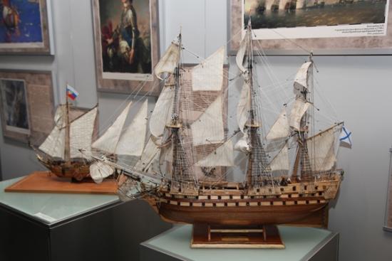 Большому кораблю — большое плавание