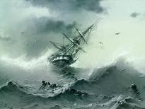 Картина Айвазовского