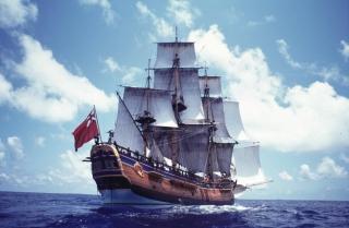 Корабль Индевор