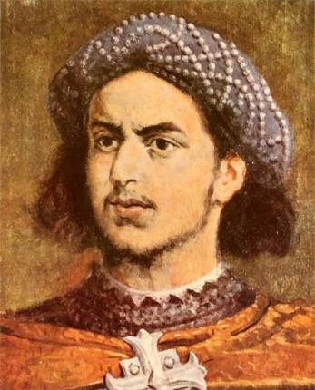 Христофор Колумб в молодости