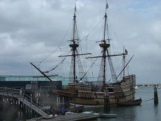 корабль Мэйфлауэр