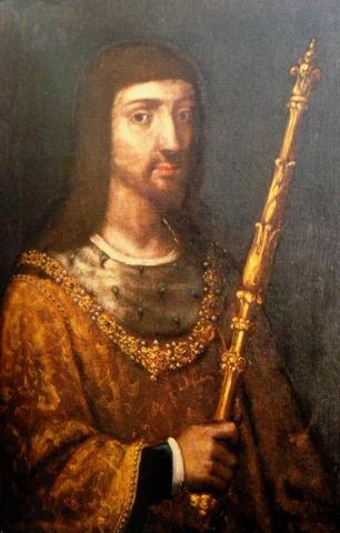 Король Португалии Мануэл I