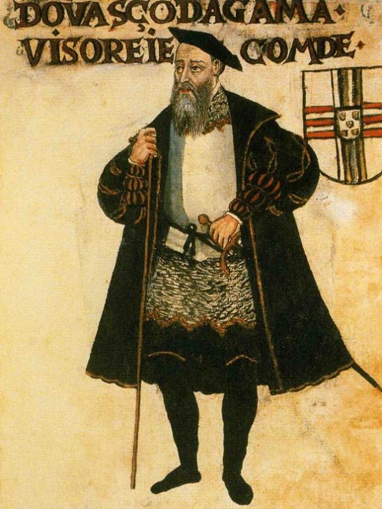 Пожилой Васко да Гама, Вице-король Индии, граф Видигейра
