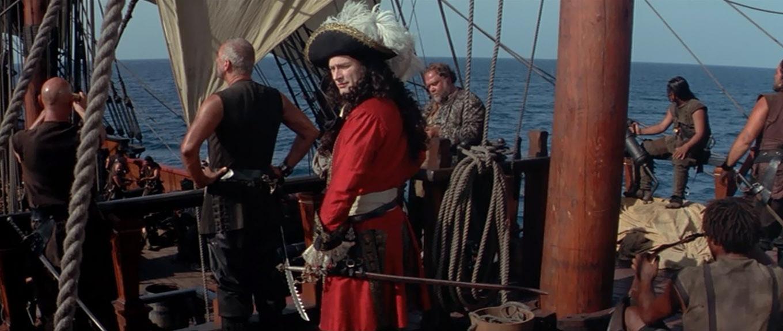 Остров головорезов (Cutthroat Island) 1995 смотреть