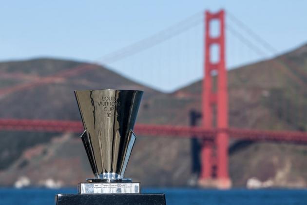 Кубок Луи Виттона - пропуск на Кубок Америки.