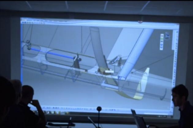 Специалисты из Airbus работают над конструкцией АС 62.