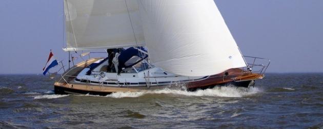 C-Yachts C 11.50 -  яхта, в которую голландцы вместили всю магию паруса.