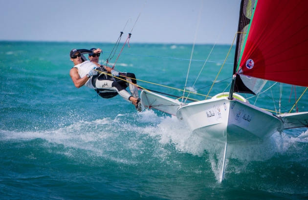 ISAF-Sailing-World-Cup-1