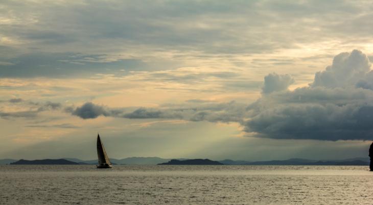 Погодные условия регаты Кубок залива Петра Великого 2014