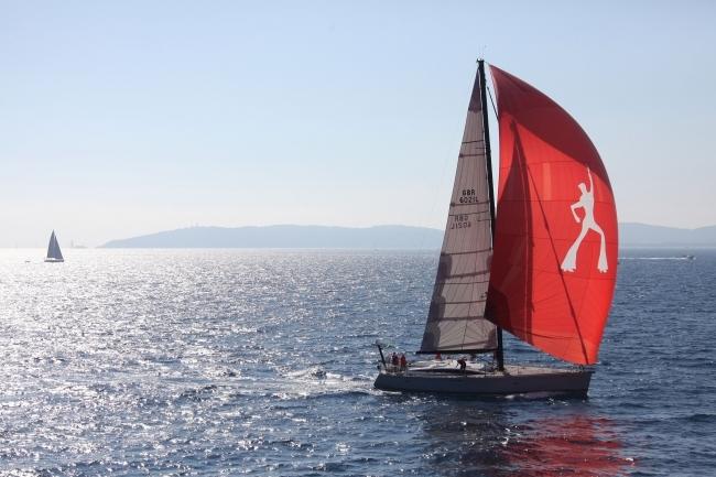 Яхта «Диско», Кубок залива Петра Великого