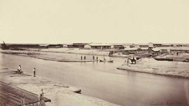 Суэцкий канал - большая стройка
