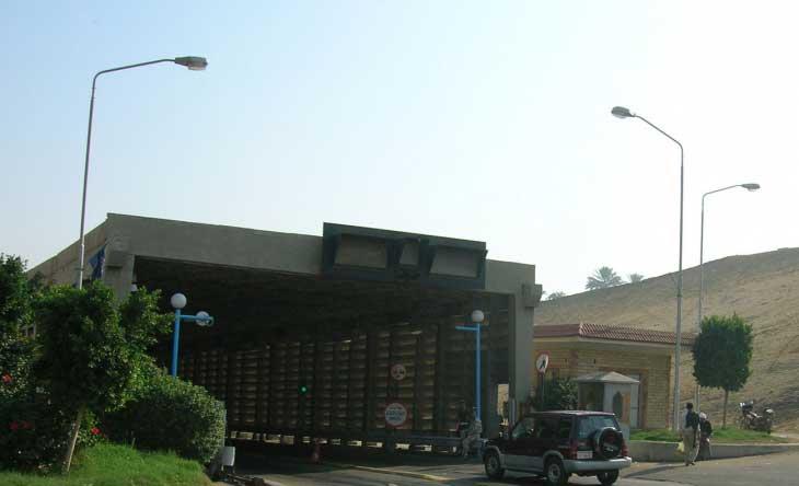 Тоннель Хамди. Современная инфраструктура Суэцкого канала