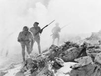 Пехота союзников в Северной Африке