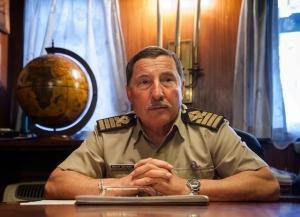 Капитан барка Седов