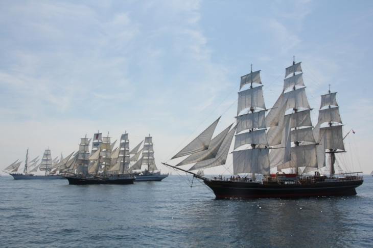 Регата Black Sea Tall Ships Regatta 2014
