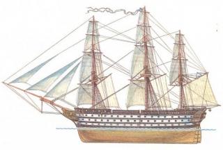 Линейный корабль Двенадцать апостолов