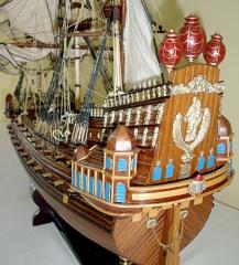 корабль Ла Куронн