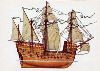 корабль Mary Rose