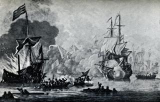 Mary Rose против пиратов
