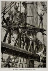 мятежные корабли в Норе