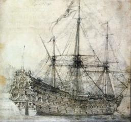 корабль Солей Роаяль