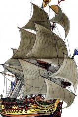 линейный корабль Ингерманланд