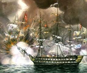 Азов в Наваринском сражении