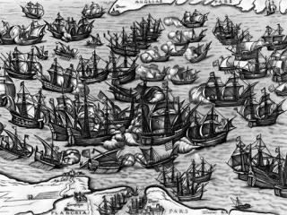 Испанский непобедимый флот