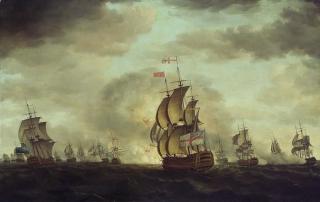 Сражение при Сент-Винсенте
