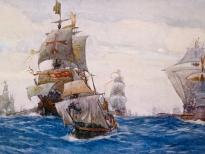 Корабли испанской Армады