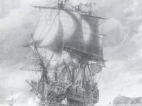 Корабль Santisima Trinidad