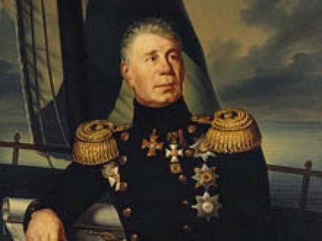 Иван Крузенштерн, биография знаменитого российского адмирала