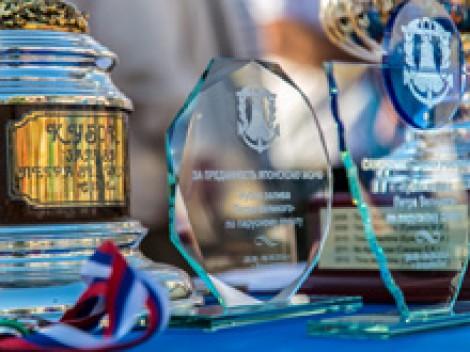 Завершилась парусная регата «Кубок залива Петра Великого»
