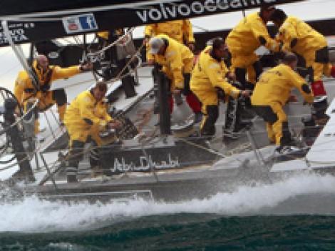 Volvo Ocean Race – крупнейшая парусная гонка