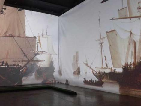 Выставка «Айвазовский и маринистры — Живые полотна» в Питере и Москве