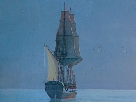 Выставка «Паруса Петровы» в Уфе