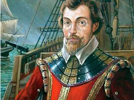 Френсис Дрейк знаменитый пират Елизаветы