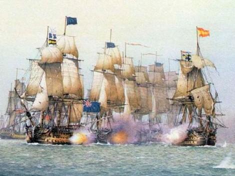 Испанская Непобедимая Армада