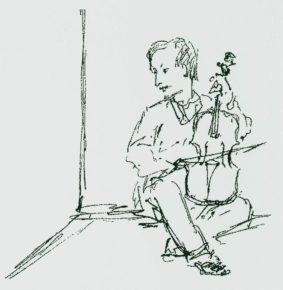 Иван Константинович Айвазовский. Автопортрет, 1880 год