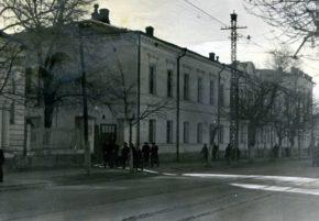 Симферопольская гимназия, где учился Айвазовский