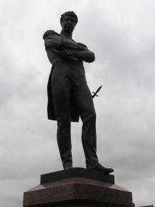 Памятник Ивану Крузенштерну