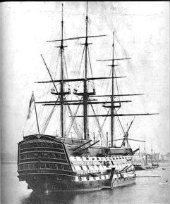 Корабль Сантисима Тринидад