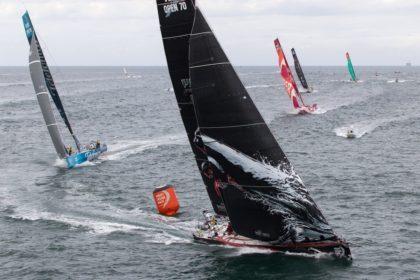 Портовые соревнования Volvo Ocean Race
