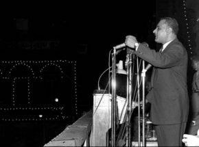 Президент Египта Гамаль Абдель Нассер