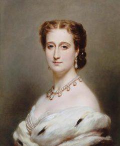 Евгения, племянница Лессепса и жена Наполеона ІІІ