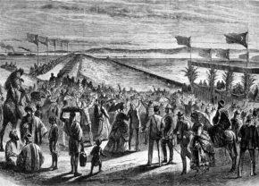 Открытие Суэцкого канала