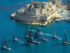 Регата The Rolex Middle Sea Race — ежегодно в предпоследнюю субботу октября